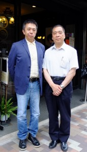 中医学の重鎮 路京華 先生 私の師匠