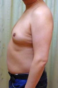 体重92kg のカラダ