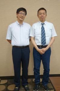 Dr.邵輝 先生の勉強会にて(大阪チサンホテル)2014/9/14