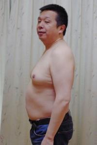 シロクマ先生 94kg