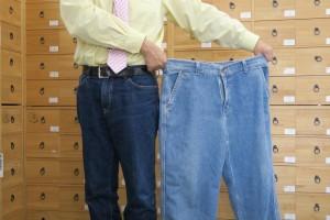 92kg当時、履いていたジーンズです。